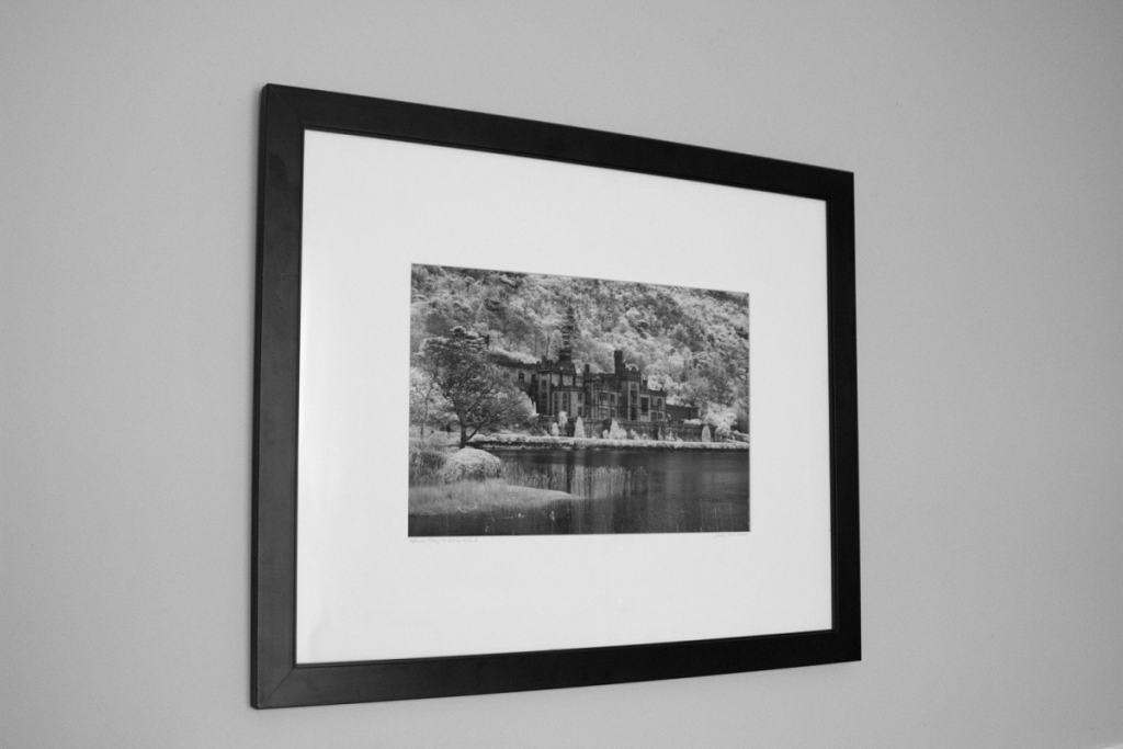 Kylemore Abbey | Framed Print
