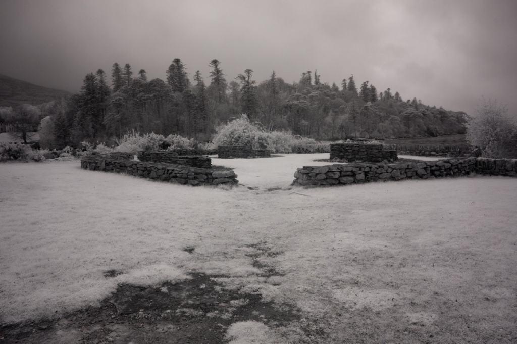 Ireland Pagan Ruins