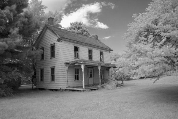 Abandoned House on Tilghman Island