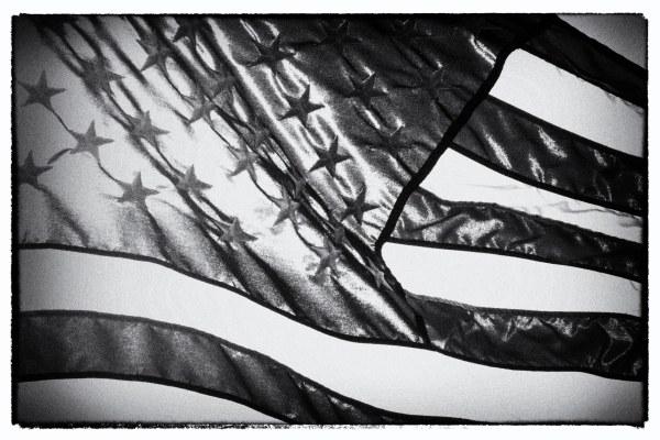 American Flag Tilghman Island MD