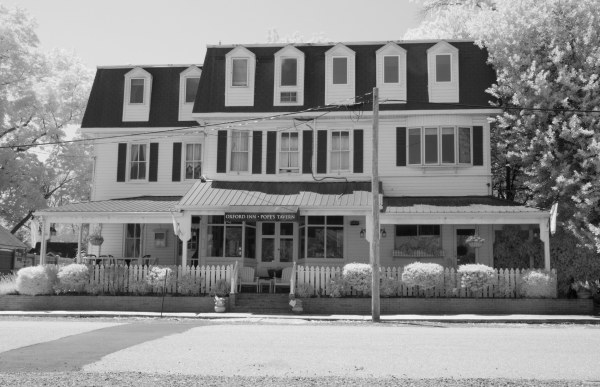 Oxford Inn Popes Tavern Oxford Maryland
