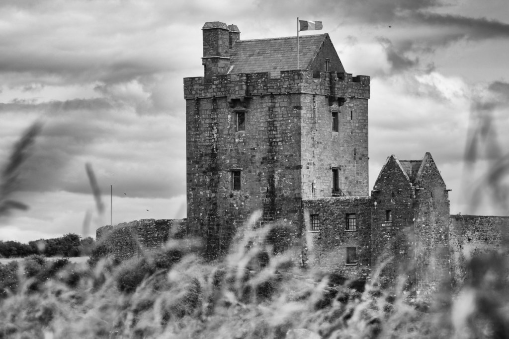 Dunguaire Castle, Galway, Ireland