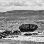 Galway Coastline, Ireland for fine art infrared black and white photography by Jacqueline LaRocca